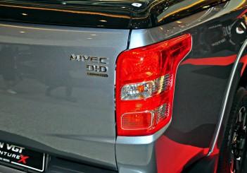 Mitsubishi Triton Adventure X with MIVEC turbodiesel - 53