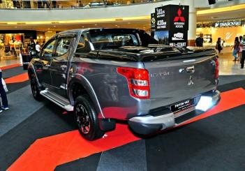Mitsubishi Triton Adventure X with MIVEC turbodiesel - 54