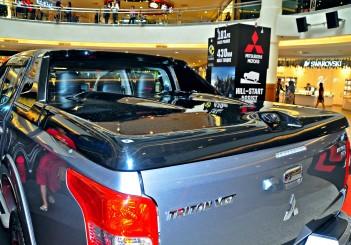 Mitsubishi Triton Adventure X with MIVEC turbodiesel - 55