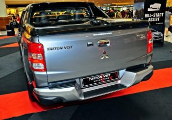 Mitsubishi Triton Adventure X with MIVEC turbodiesel - 57