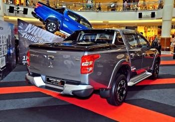 Mitsubishi Triton Adventure X with MIVEC turbodiesel - 59