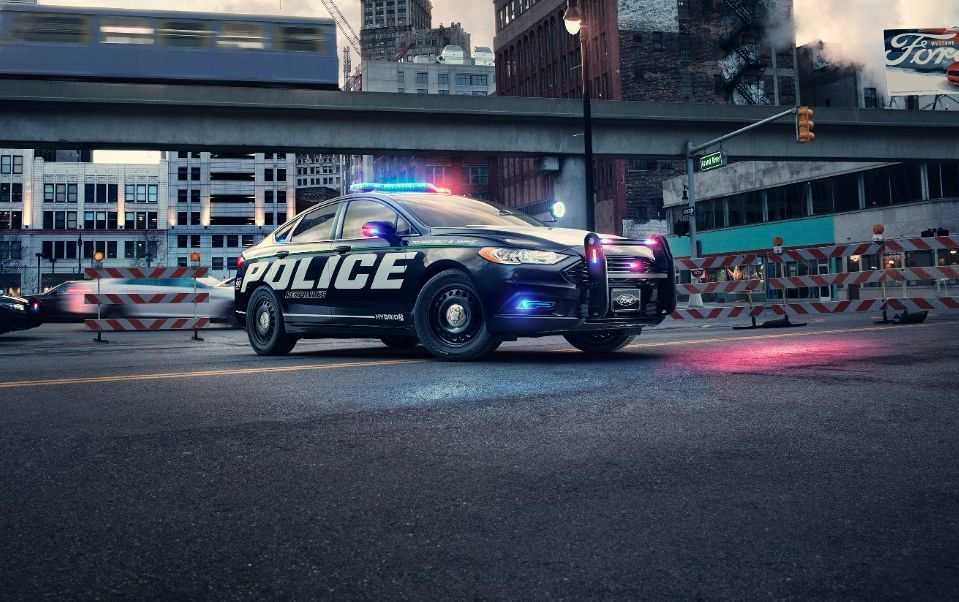 LOS ANGELES: Ford Motor Co. has found a way for cops to chase down bad ...