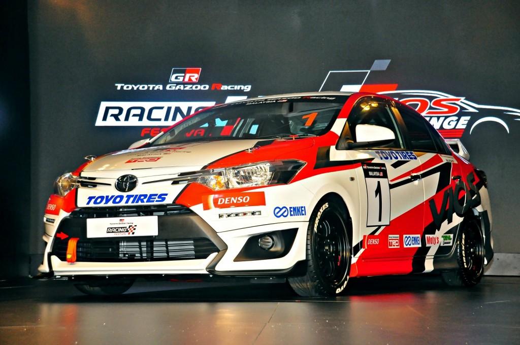 Trd Accessories Toyota Racing Development Don Valley
