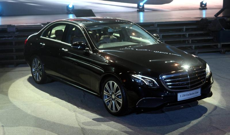 Mercedes benz e class now ckd over rm40k cheaper carsifu for Who owns mercedes benz now