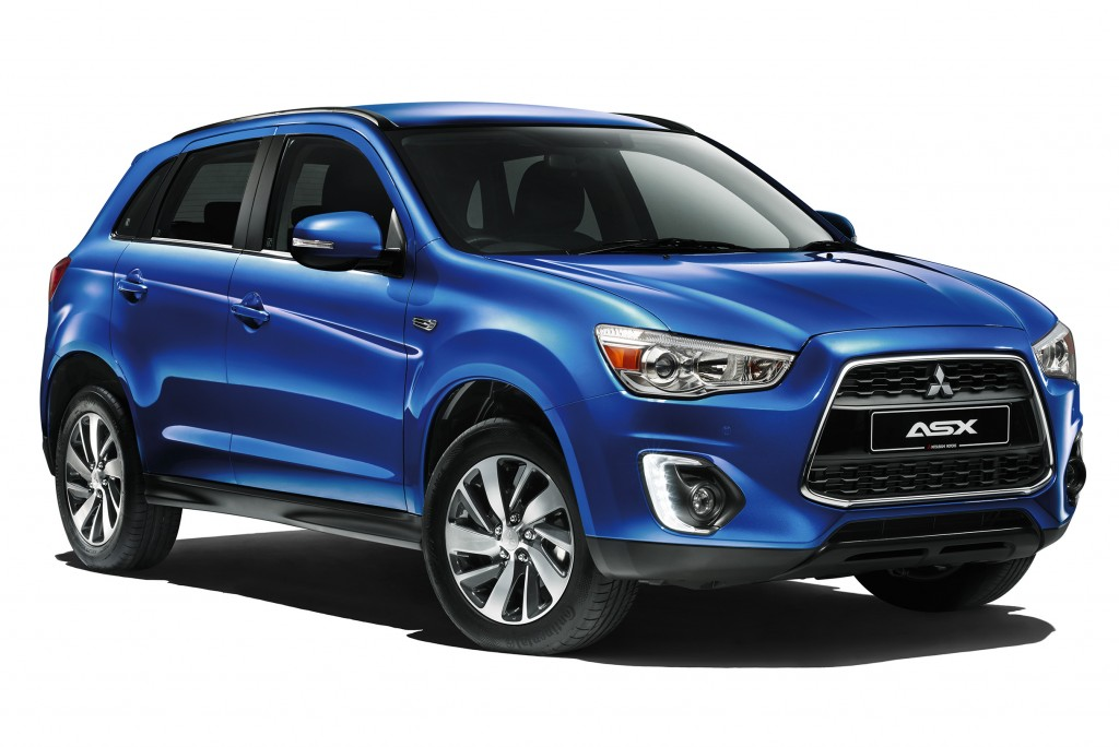 ASX Compact SUV- Own one for RM99k!