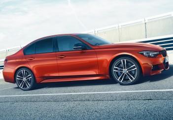 BMW 3 Series Sedan edition models - 01