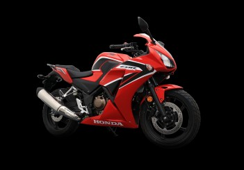 Honda CBR250R - 01 Millennium Red