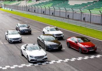 Mercedes-AMG 43 series models - 01