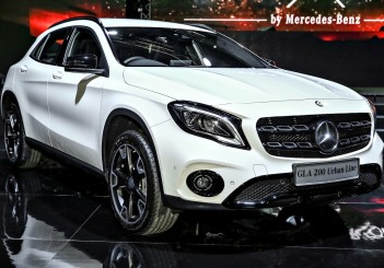 Mercedes-Benz GLA 200 - 02