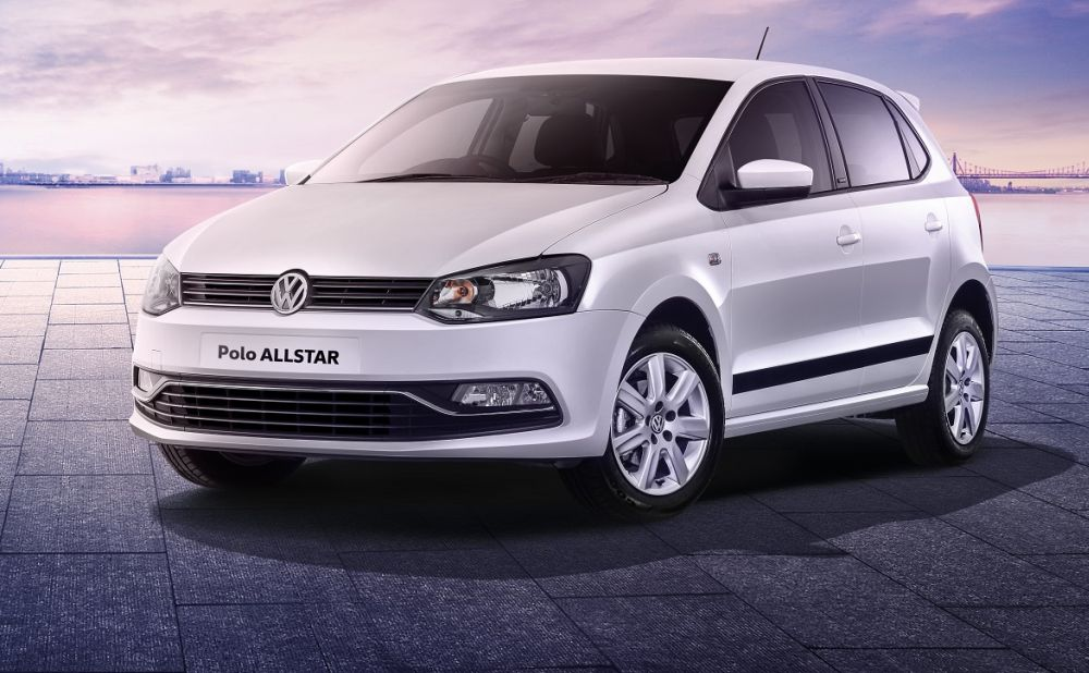 vw introduces polo allstar more special editions to come carsifu. Black Bedroom Furniture Sets. Home Design Ideas
