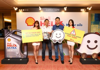 Shell Lubricants' (Large)