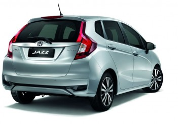 The New Jazz is poised to continue raising the bar for the hatchback segment with more value added features (1)