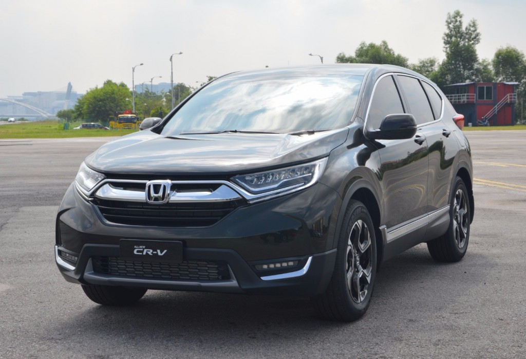2017 turbocharged honda cr v is a better drive putrajaya for 2017 honda crv weight