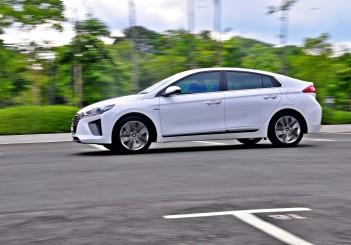 Hyundai Ioniq HEV Plus - 110