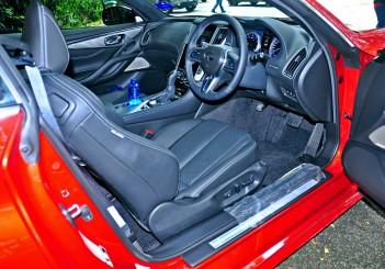 Infiniti Q60 coupe - 41