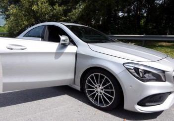 Mercedes-Benz CLA 200 coupe (2)