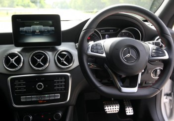 Mercedes-Benz CLA 200 coupe (33)