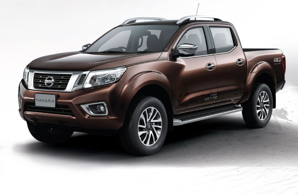 Frontier Speed Test >> Nissan Navara now also available in 'Earth Brown' colour | CarSifu
