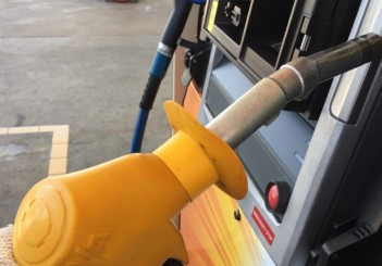 Petrol Station pump