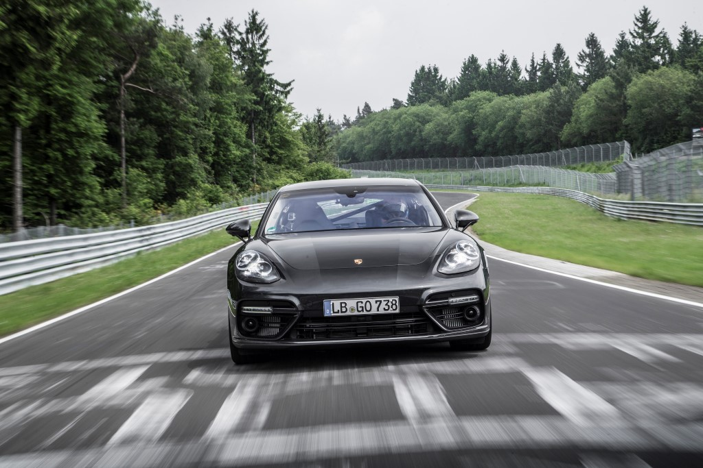 Carsifu 2018 Porsche Panamera Turbo (9)
