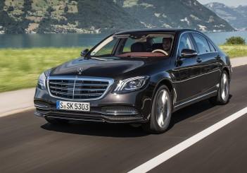 Mercedes-Benz S-Class - 01