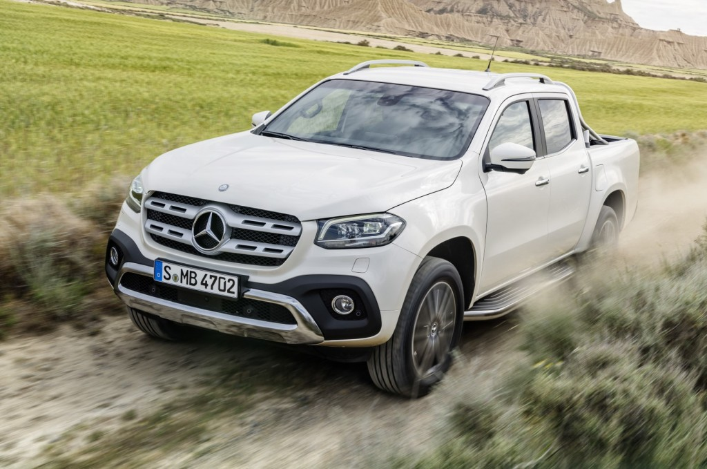 Mercedes Benz X Class Gets Green Light