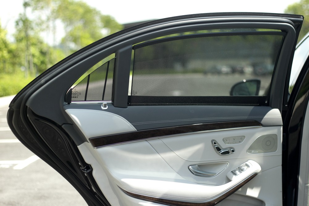 Photoshoot of the Mercedes Benz S400H. AZMAN GHANI / The Star