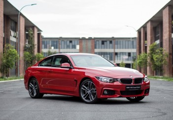 The New BMW 430i Coupé M Sport (1)