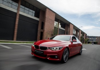 The New BMW 430i Coupé M Sport (2)