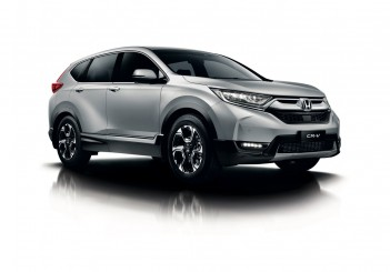 05 All-New CR-V recorded more than 2,900 booking units, an equivalent of its 4-month target achieved in just one month