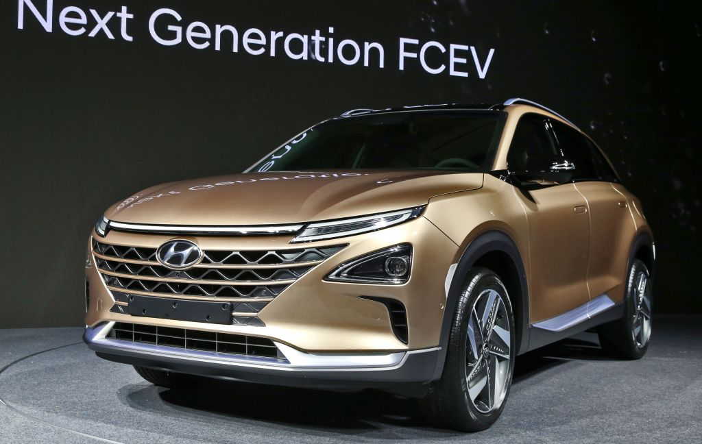 Fuel Cell Car Manufacturers For Sale