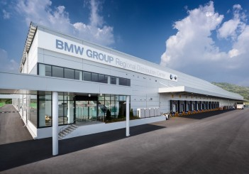 BMW Group Korea Regional Distribution Center - 01