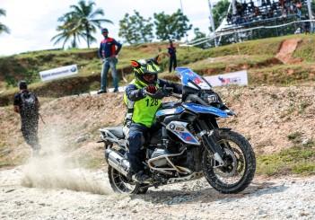 BMW Motorrad GS Trophy Southeast Asia  04 Mohd Apis bin Sagimin