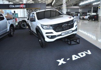 Chevrolet Colorado X-ADV - 01