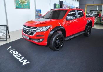 Chevrolet Colorado X-Urban - 01