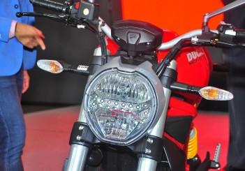 Ducati Monster 797 - 06