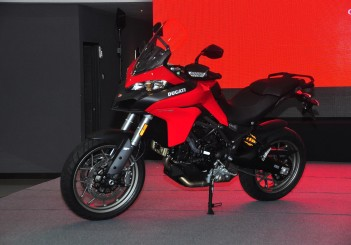 Ducati Multistrada 950 - 01