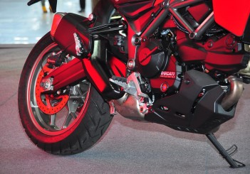 Ducati Multistrada 950 - 12