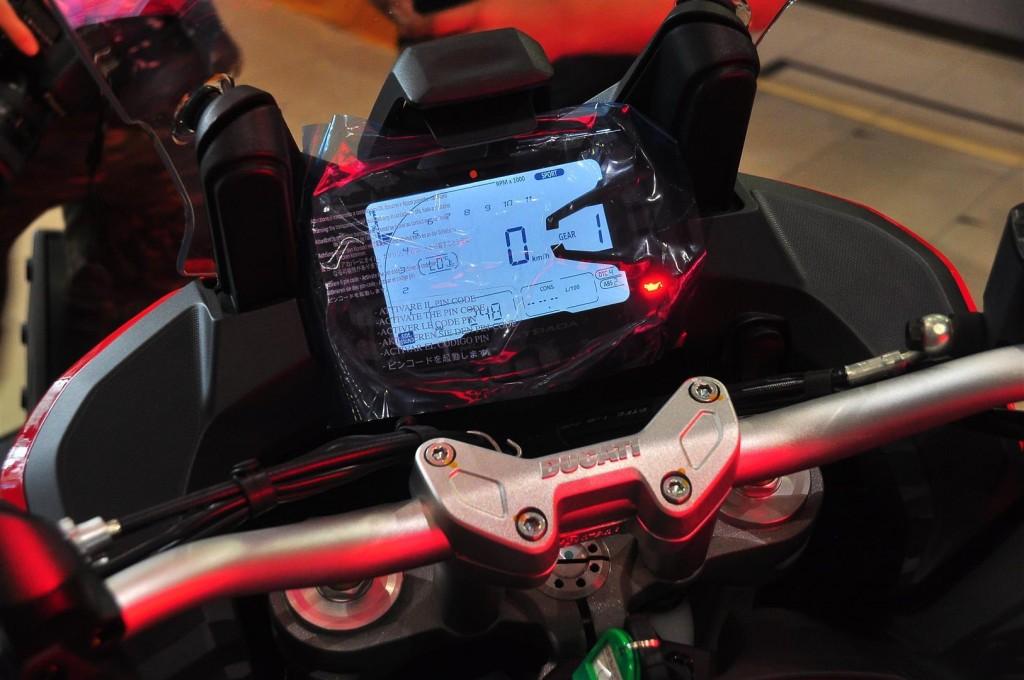 Ducati Multistrada 950 - 17