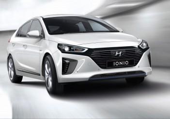 Hyundai IONIQ HEV Plus AVN - 01