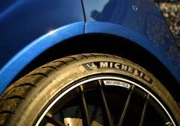 Michelin PS4S On-Car