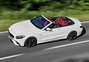 Mercedes-AMG S 63 4MATIC+ Cabriolet - 02