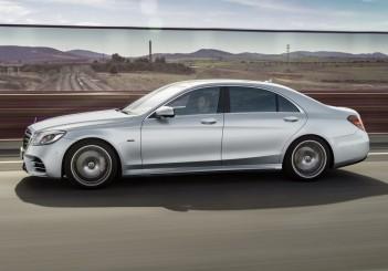 Mercedes-Benz S 560 e - 06