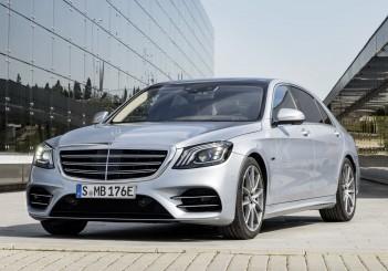 Mercedes-Benz S 560 e - 14