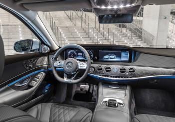 EQ Power: Neuer Plug-in-Hybrid Mercedes-Benz S 560 e: Mehr Leistung, mehr Reichweite