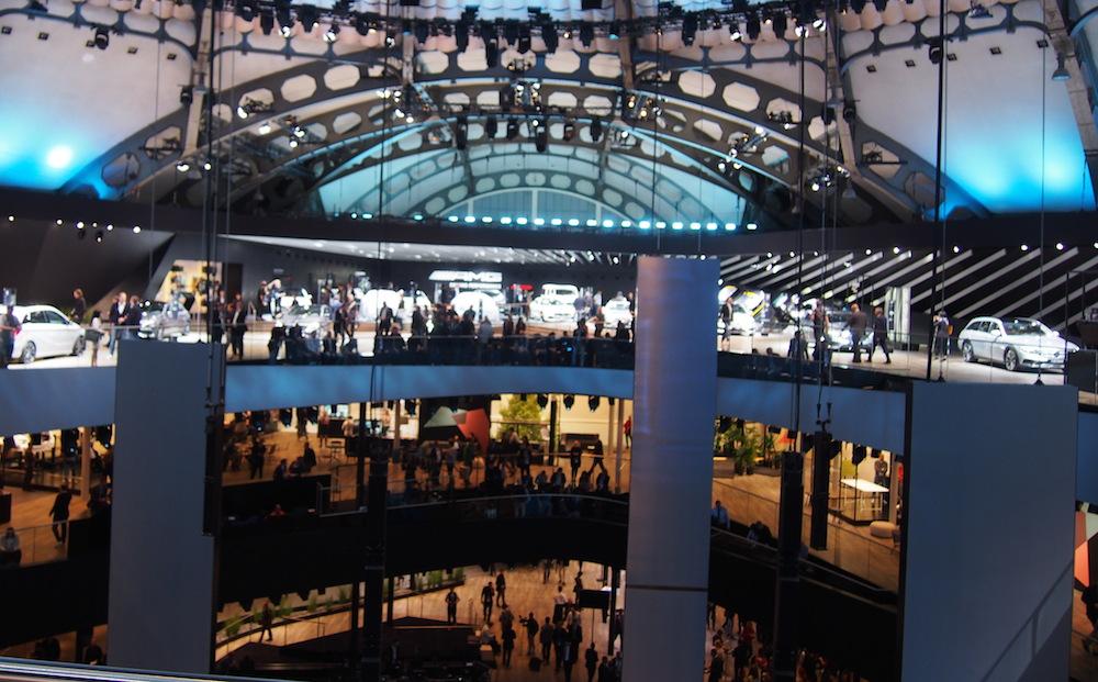 2017 Frankfurt show